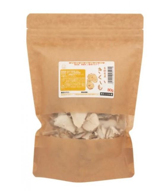 Leaf Corporation 菊芋片 80g 小動物零食 長野縣產 不含添加劑 無色素